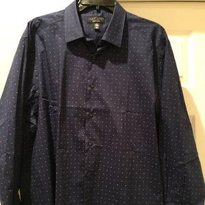ALFANI Long Sleeve Dress Shirt